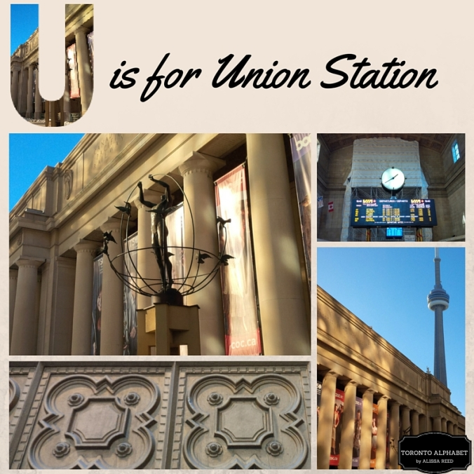 U is for Union Station